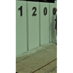 Número Municipal de Acero