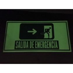 Señalética Foto Luminiscente