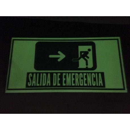 Señaletica Fotoluminiscente